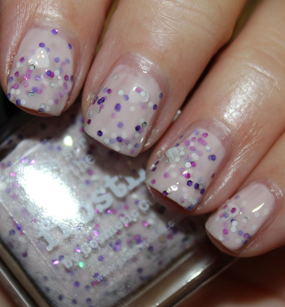 piCture pOlish Frosting