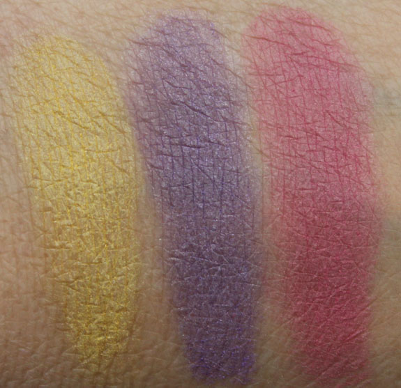 t Up! Swatches