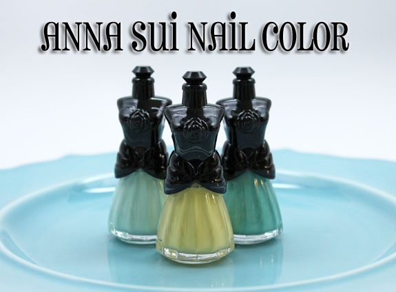 Anna Sui Nail Color