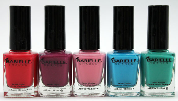 Barielle Brilliant Colors Collection-2