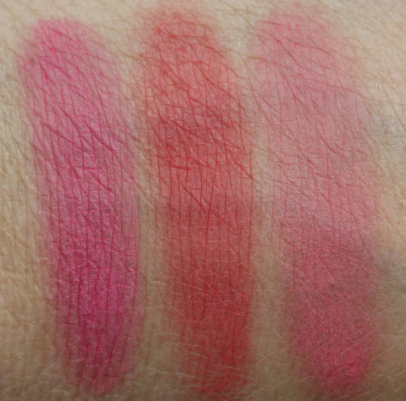 Jordana Blush Powder Swatches-2