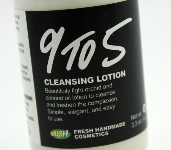 LUSH 9 to 5 Cleansing Lotion-2