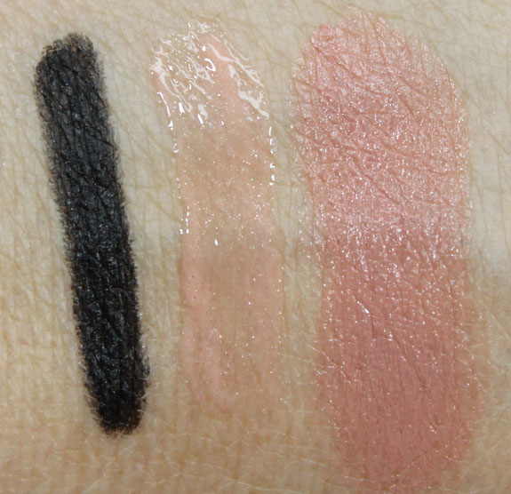 Laura Mercier Dark Spell for Fall 2013 Swatches