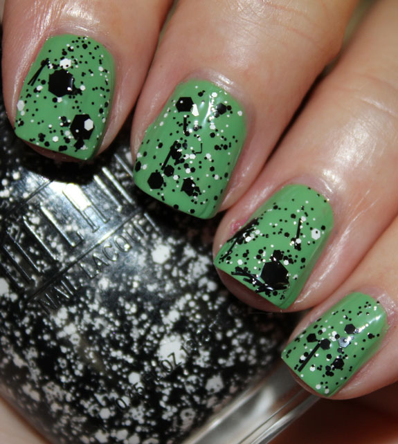 Milani Mint Chip with Sprinkles