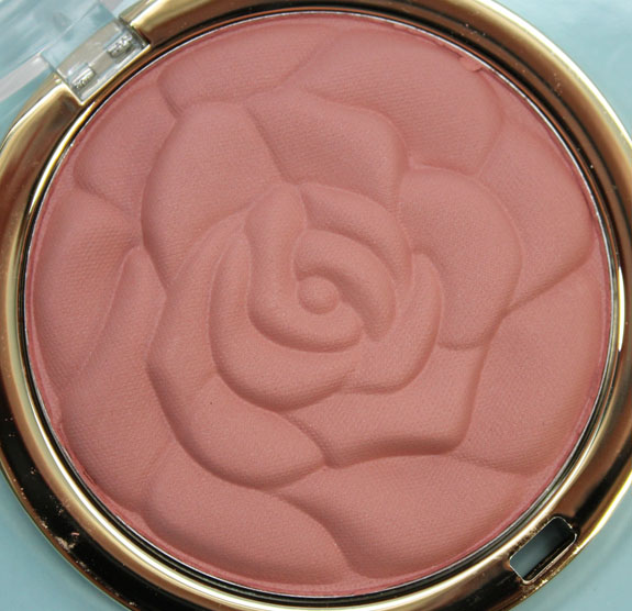 Milani Powder Blush in Romantic Rose-3