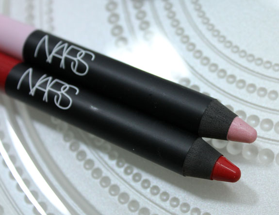 NARS Fall 2013 Color Collection Velvet Matte Lip Pencil