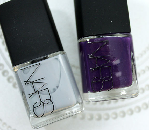 NARS Galathee and Fury Nail Polish