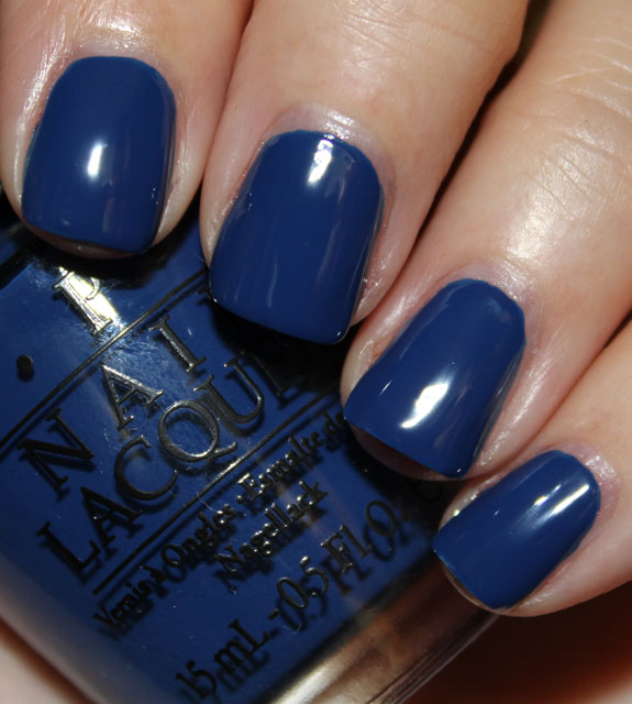Navy Green Nail Polish: OPI San Francisco For Fall/Winter 2013 Swatches And Review