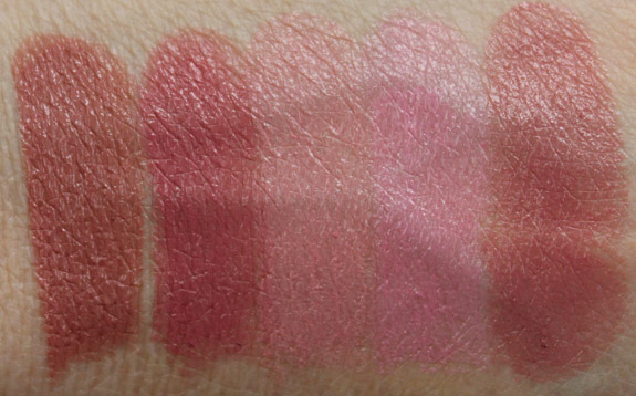 Urban Decay Revolution Lipstick Swatches-2