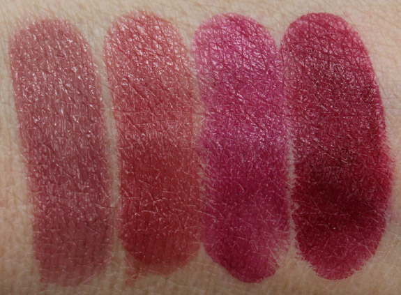Urban Decay Revolution Lipstick Swatches-5