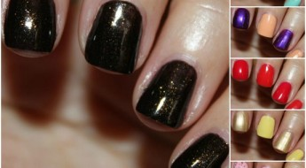 s Hot Now Nail Collection Collage