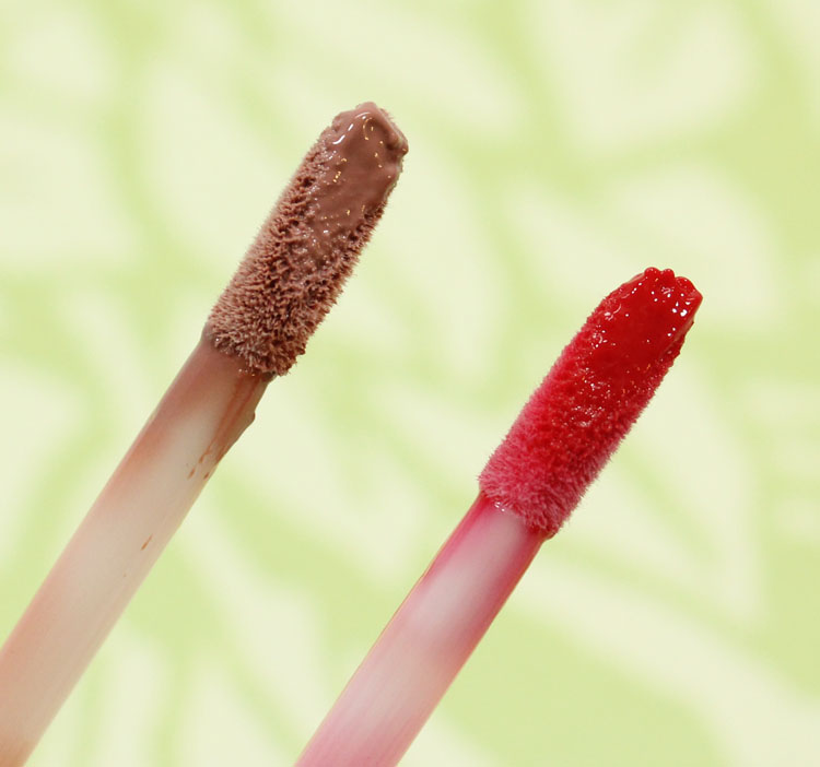 Bite Beauty Lush Fruit Lip Gloss in Cocoa and Apple-2