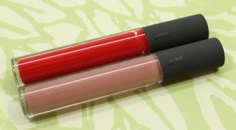 Bite Beauty Lush Fruit Lip Gloss in Cocoa and Apple