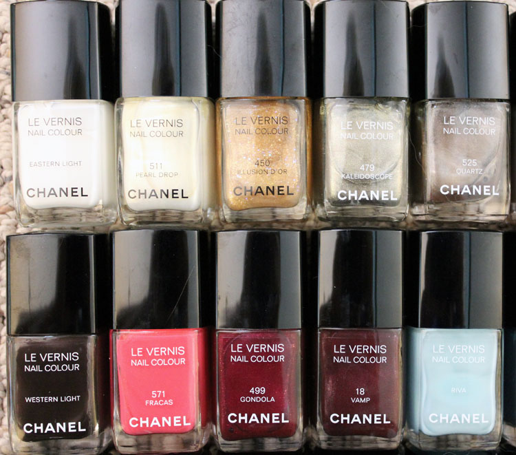Chanel Nail Colour Collection-3