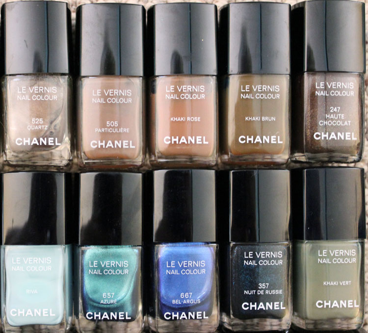 Chanel Nail Colour Collection-4