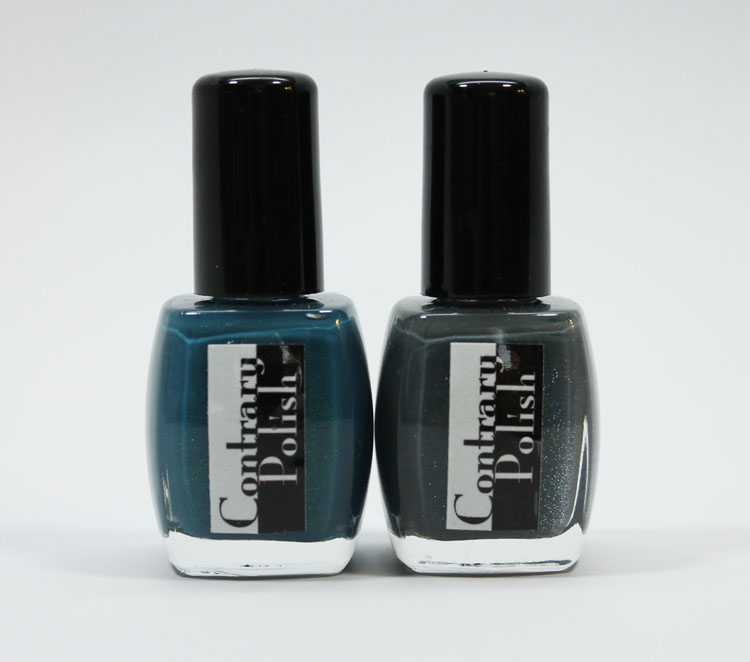 Contrary Polish Aruba and Better Together