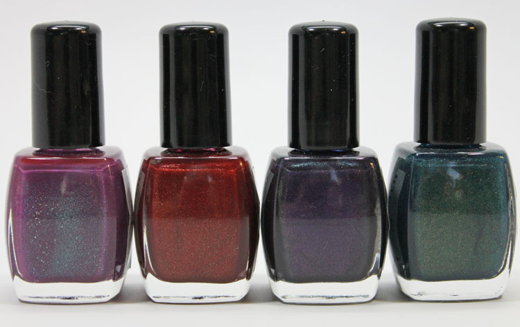 Contrary Polish Color Context and Gift Wrap-2