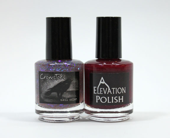 Crows Toes and Elevation Polish