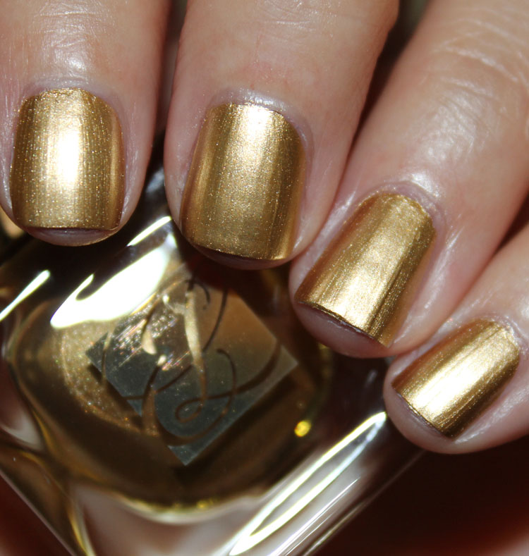Estee Lauder Brushed Gold