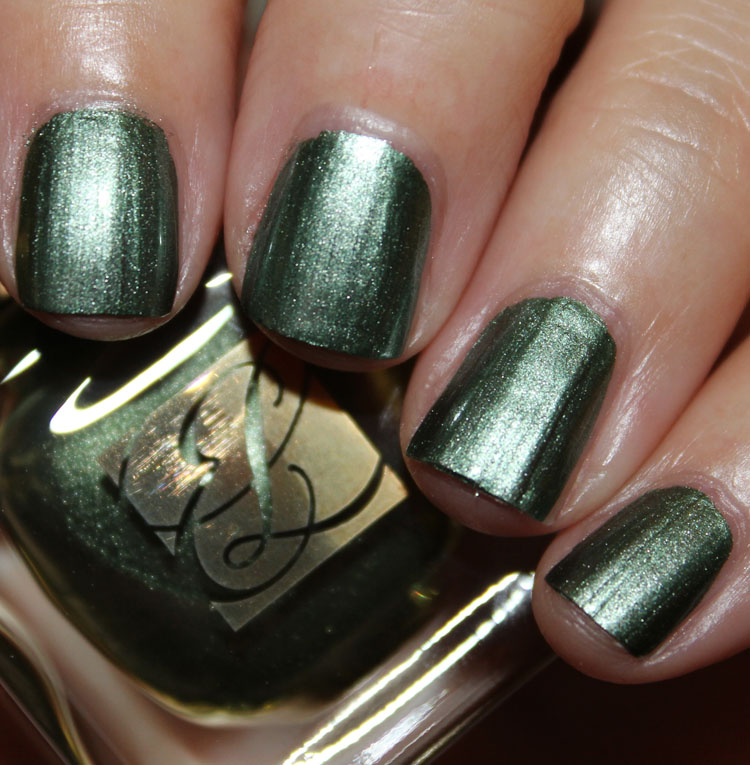 Estee Lauder Metallic Green