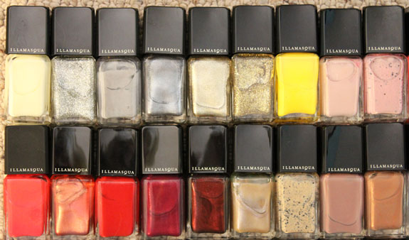 Illamasqua Nail Varnish Collection-3