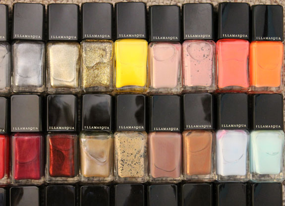 Illamasqua Nail Varnish Collection-4
