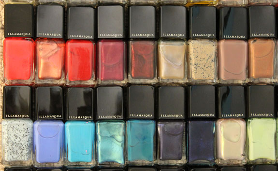 Illamasqua Nail Varnish Collection-5