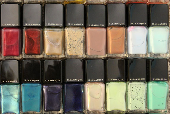 Illamasqua Nail Varnish Collection-6