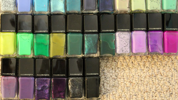 Illamasqua Nail Varnish Collection-7