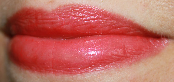 Korres Mango Butter Lipstick in Coral