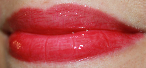 MAC Sheen Supreme Lipglass Blushing Berry MAC So Supreme Collection Swatches and Review