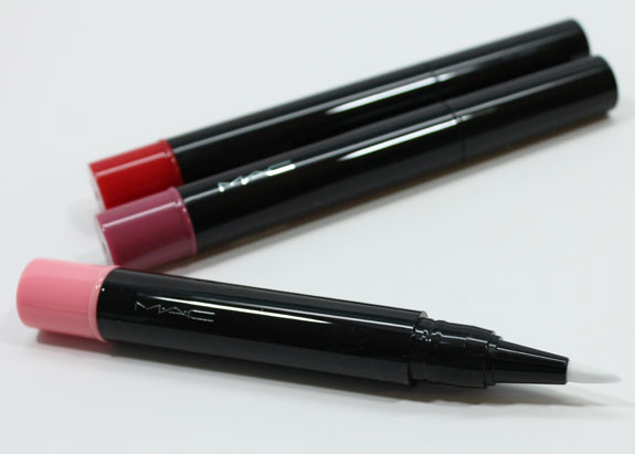 MAC So Supreme Sheen Supreme Lipglass Tint MAC So Supreme Collection Swatches and Review