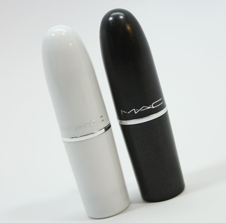 MAC Soft Sable and Summer Shower Lipstick