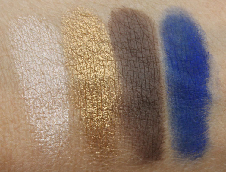 NARS Loves Los Angeles Eye and Cheek Palette Swatches-2