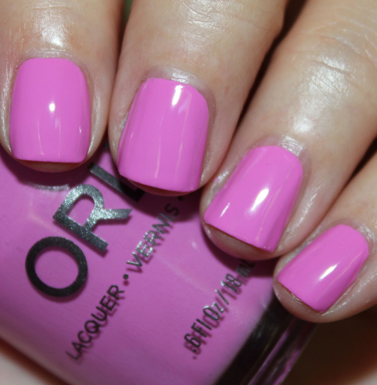 Orly Pink Waterfall