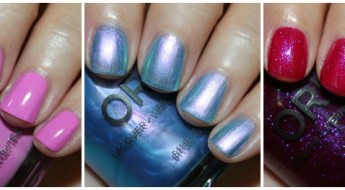 Orly Surreal Collection Collage