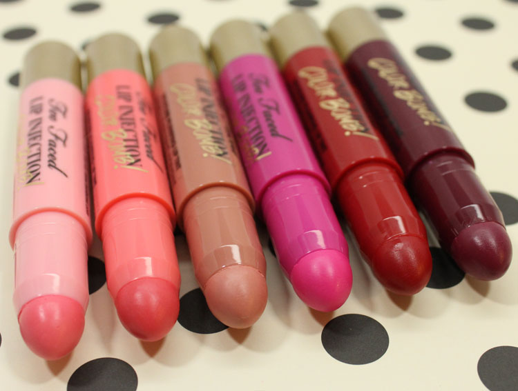 Too Faced Lip Injection Color Bomb! Moisture Plumping Lip