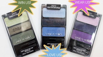 Wet n Wild Coloricon Giveaway