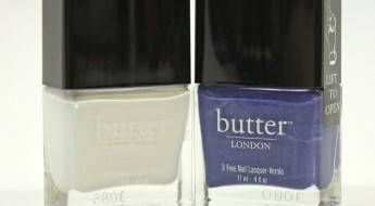 butter LONDON Fall 2013
