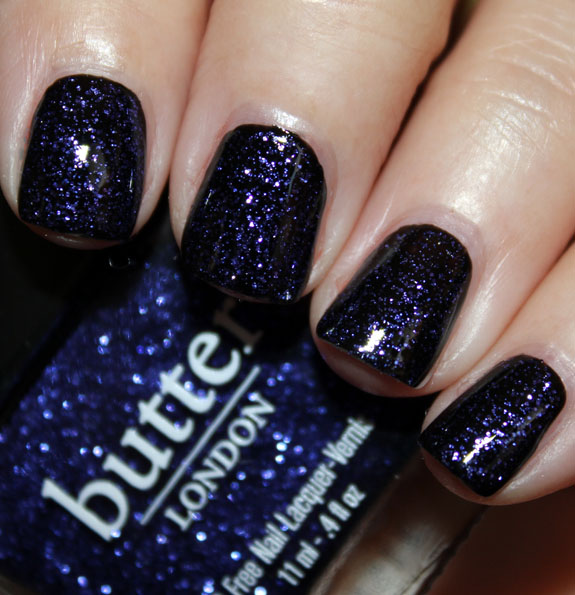 butter LONDON Indigo Punk