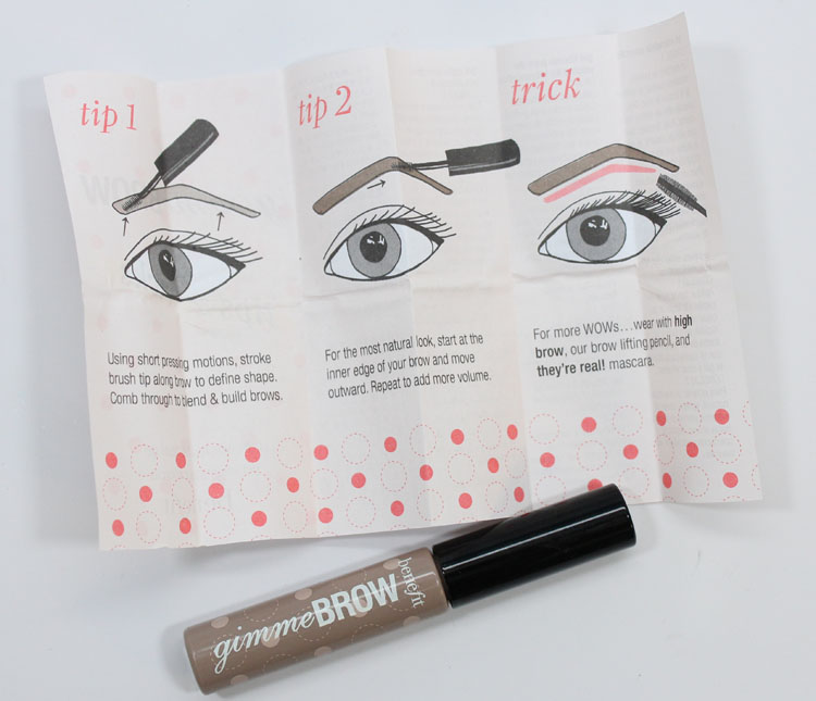 Benefit Gimmie Brow