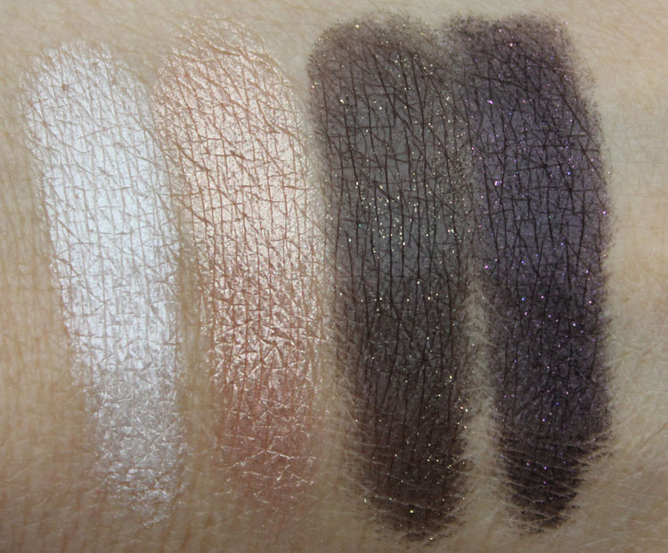 LORAC Pro To Go EDyeshadow Swatches