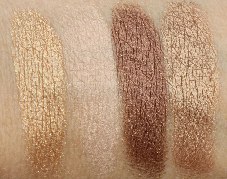 MAC RiRi Hearts MAC Her Cocoa Swatches