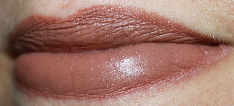 MAC RiRi Hearts MAC Nude Lipstick