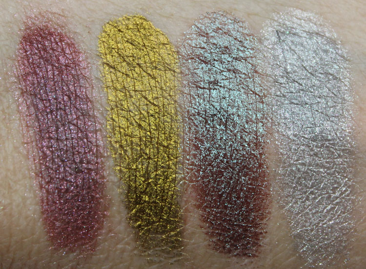 Makeup Geek Pigment Swatches-2