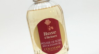 Occitane Rose 4 Reines Bath and Shower Gel