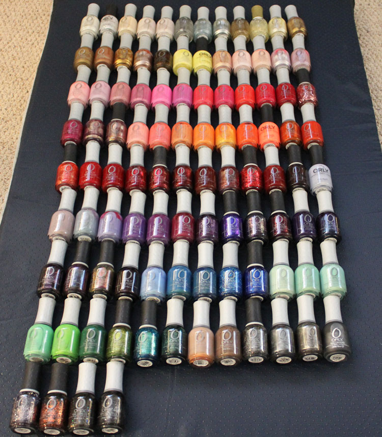 Orly Nail Lacquer Collection-3