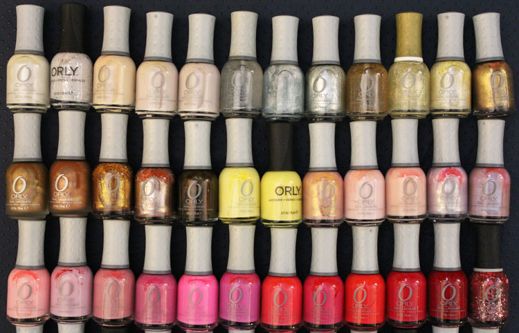 Orly Nail Lacquer Collection-4