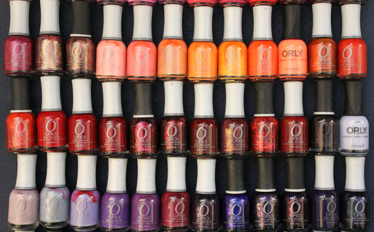 Orly Nail Lacquer Collection 5
