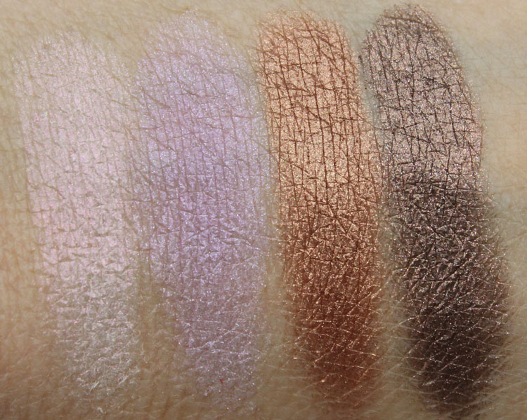 Pixi Seasonal Reflection Kit in Casual Cool Swatches